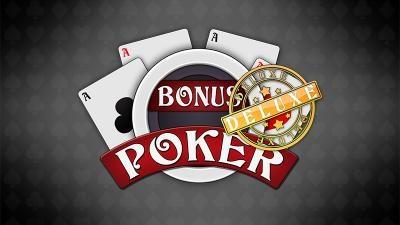 Bonus Poker Deluxe Strategy