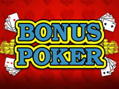 Bonus Poker – Video Poker Strategy