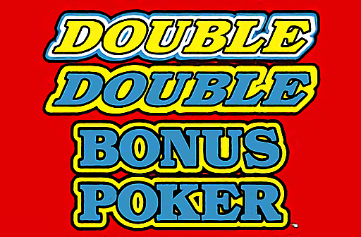 Double Double Bonus Video Poker Strategy